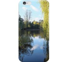 At The Lakeside  iPhone Case/Skin