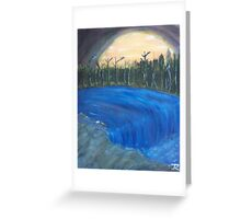 Creation Greeting Card