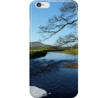 The River At Hawes iPhone Case/Skin