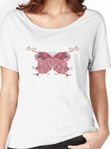 Abstract Fantasy Butterfly 2 Women's Relaxed Fit T-Shirt