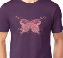 Abstract Fantasy Butterfly 2 Unisex T-Shirt