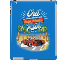 Racing Adventure  iPad Case/Skin
