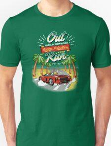Racing Adventure  Unisex T-Shirt