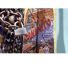 Caminito, La Boca Photographic Print