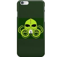 Dead Cthulhu waits dreaming... no longer. In New York. iPhone Case/Skin