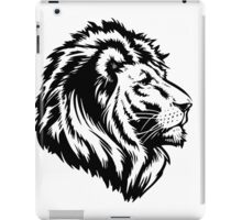 King of the Pride BLK iPad Case/Skin