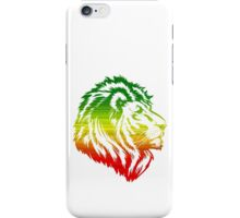 King of the Pride RASTA iPhone Case/Skin