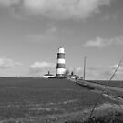 Happisburgh Lighthouse by wahboasti
