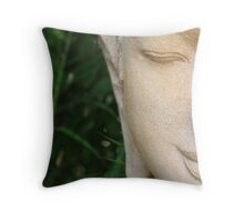 Buddha at Royal Palace, Cambodia Throw Pillow