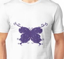 Abstract Fantasy Butterfly 5 Unisex T-Shirt