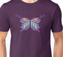 Abstract Fantasy Butterfly 6 Unisex T-Shirt