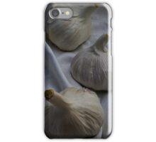 Garlic Bulbs iPhone Case/Skin