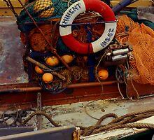 Fishing Boat by Kenart