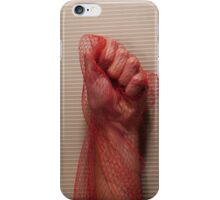 raw iPhone Case/Skin