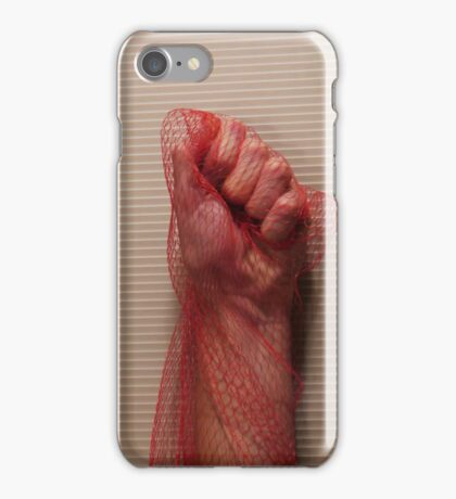 raw iPhone Case/Skin