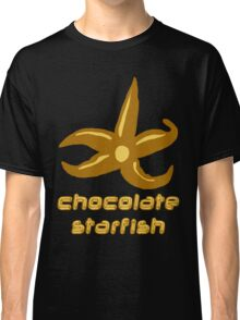 Chocolate Starfish Classic T-Shirt