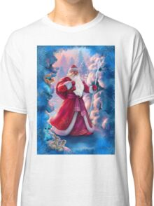 Through the Christmas forrest Classic T-Shirt