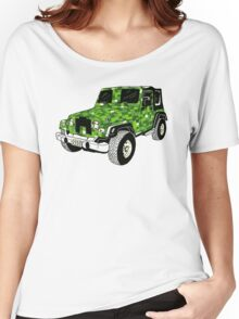 Jeepers Creepers Women's Relaxed Fit T-Shirt