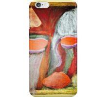 Voodoo mask iPhone Case/Skin