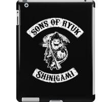 Sons of Ryuk iPad Case/Skin