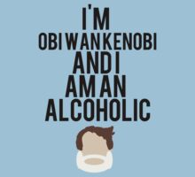 12 Days of StarKid: Obi Wan Kenobi by AFLPaddy