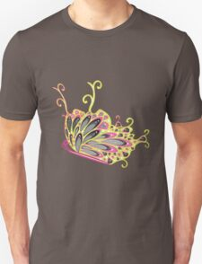 Abstract Fantasy Butterfly 9 Unisex T-Shirt
