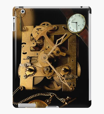 The Time Machine iPad Case/Skin