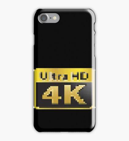 4K Ultra HD iPhone Case/Skin