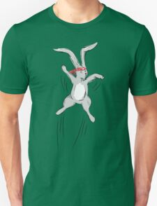 The Karate Bunny Unisex T-Shirt