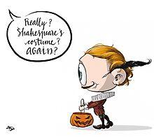 "LH Vol3 October ""Halloween, again"" Photographic Print"