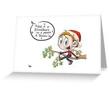"LH Vol3 December ""A Pear Tree"" Greeting Card"