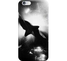 Shark Silhouette iPhone Case/Skin