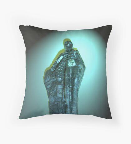 Corpus Throw Pillow