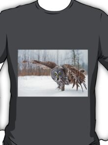 Great Gray Owl T-Shirt