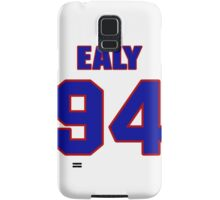 National football player Kony Ealy jersey 94 Samsung Galaxy Case/Skin