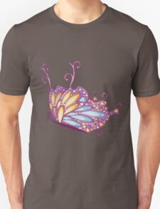Abstract Fantasy Butterfly 12 Unisex T-Shirt