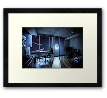 And then I sat quietly and watched them coming Framed Print