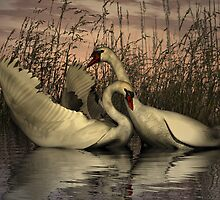 The Lovers by Lisa  Weber