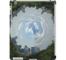 world  iPad Case/Skin