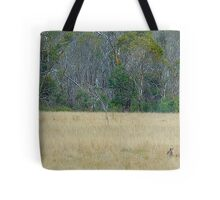 Skippy - Snowy Mountains National Park , NSW Australia Tote Bag