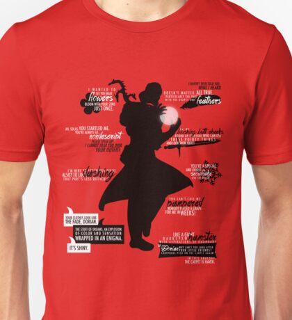 Dragon Age - Dorian Quotes Unisex T-Shirt