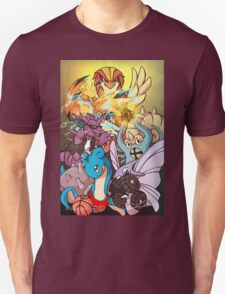 Twitch Plays Pokemon Unisex T-Shirt