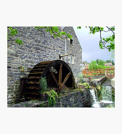 Blair Atholl Water Mill Photographic Print