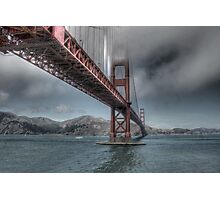 Golden Gate Bridge (Landscape) Photographic Print