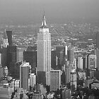 Empire State Building by Garrington