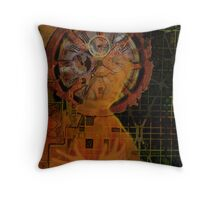 Born Into Time   Throw Pillow