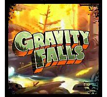 Gravity Falls Photographic Print