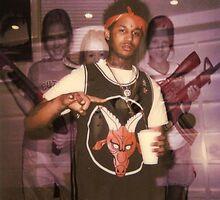 Fredo Santana  by leaninsideways