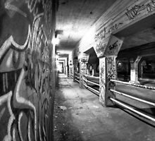 Underworld - Krog Street Tunnel in Atlanta by Mark Tisdale