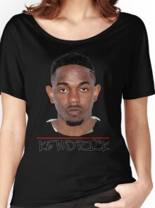 Kendrick Lamar - Cartoon Women's Relaxed Fit T-Shirt